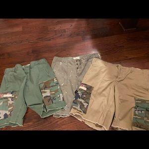 Set of 3 Ralph Lauren men's shorts